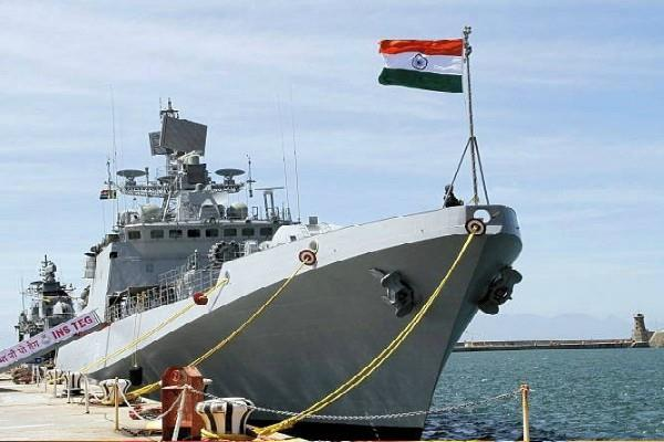 indian navy  mumbai salary job candidate