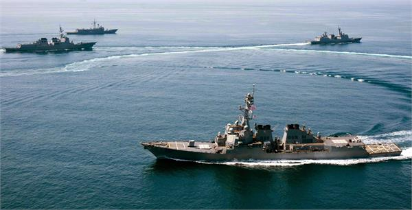 china starts 3 days practice in south china sea