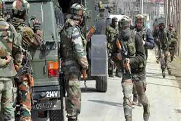 militant escaped after attack on army patroling party