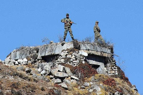 china opposes encroachment of india in arunachal