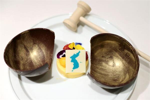 korean summit japan objects to mango dessert