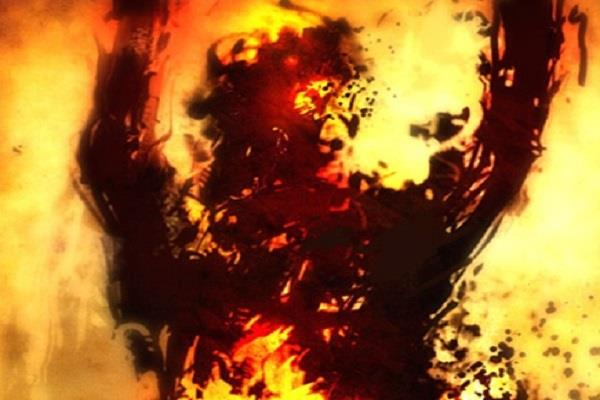 muslim woman burnt alive christian woman to reject marriage proposal