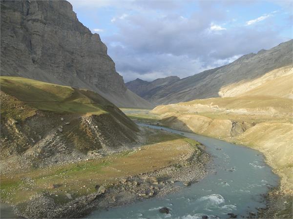 punjab province of punjab spreading poison through sind river