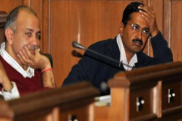 election commission to resume hearing in case of benefits of aap mlas