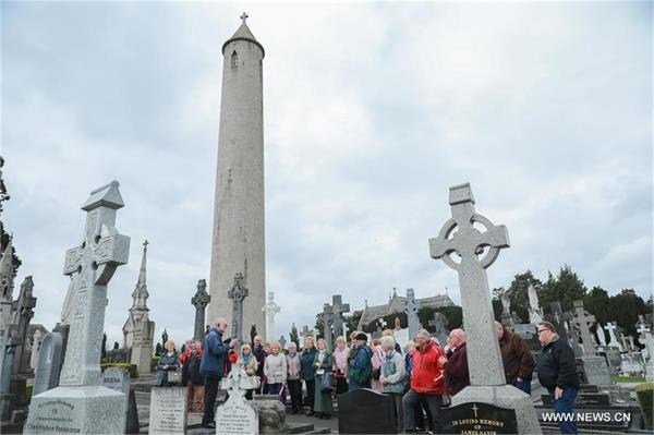 ireland s tallest tower reopens to public after 47 years