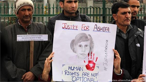 jammu become the victim of commuanlism in asifa case