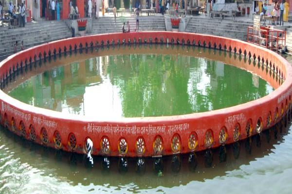 naimisharanya religious place
