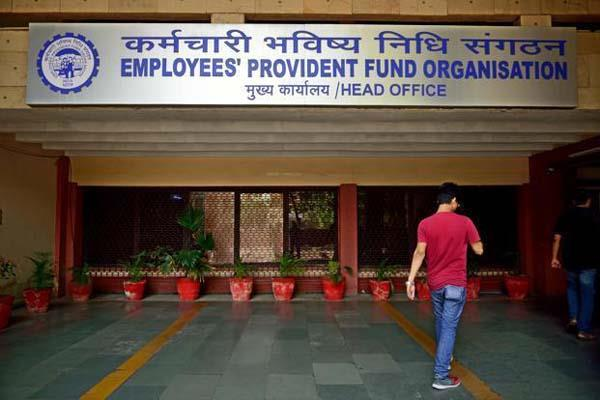 no disagreement with finmin on 8 55 interest on epf says gangwar