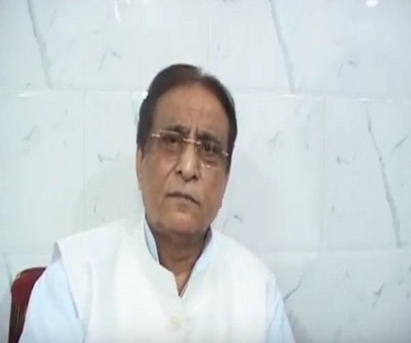 azam khan made an announcement on anupama jaiswal said