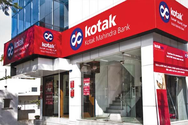 kotak mahindra bank pips sbi to become india s second most valuable bank