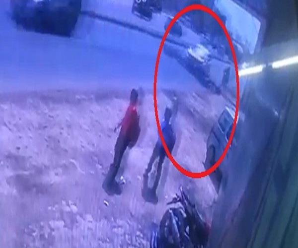 a heartbreaking video when the car rider crashed many people