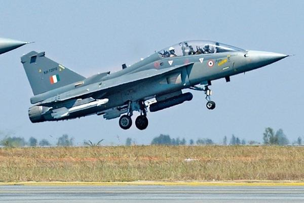 air force says tejas standing on the test of war