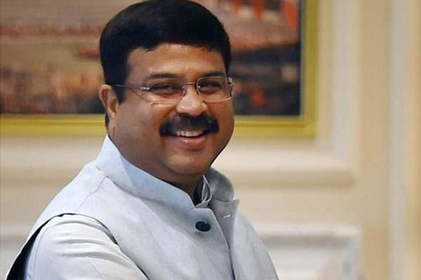 pradhan says govt keeping eye on oil prices