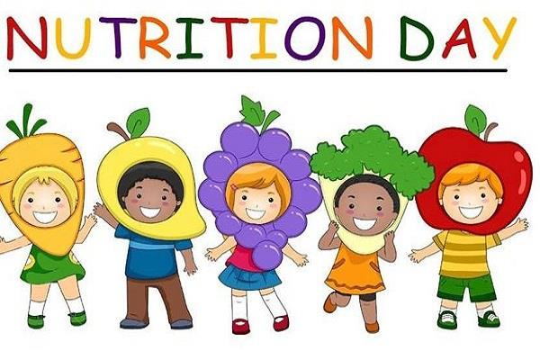 nutrition day to be celebrated on april 14