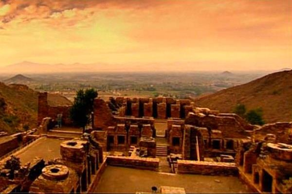 indus valley civilization eradicated by 900 years of drought