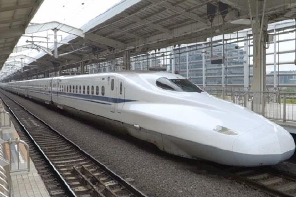 country first bullet train to be run in 2022