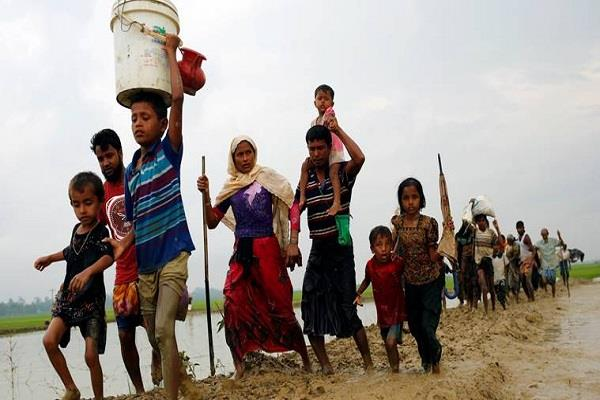 un blacklists to myanmar army to spread fear in rohingyas