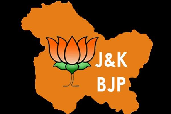 bjp j k unit website hack to get justice for kadwa kadam victim