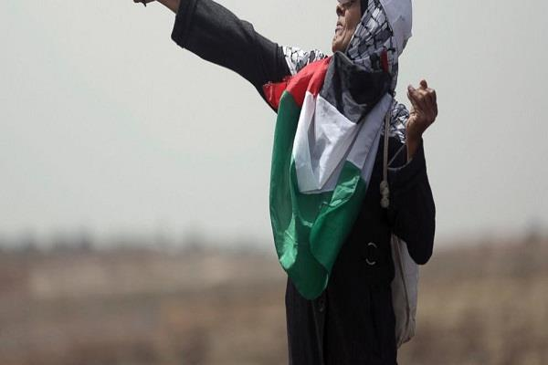 demonstrations in gaza 2 more deaths of protesters