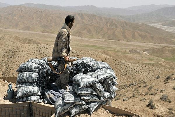 two people killed in afghanistan pakistan border encounter