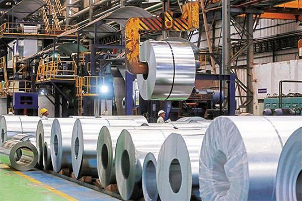 india is the second largest producer of crude steel leaving behind japan