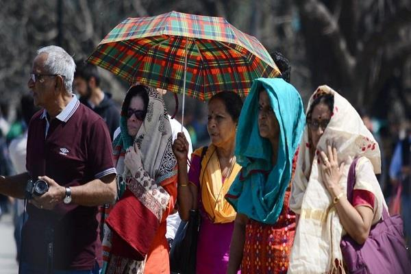 temperatures will rise in the coming days from new delhi to kolkata