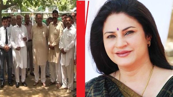 bishnoi society fires against bollywood actress kunika