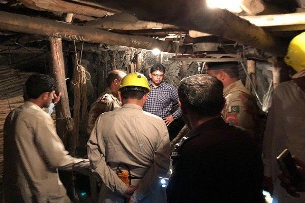 18 killed in coal mine collapse in pakistan