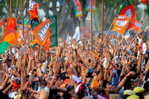 bjp second in bengal panchayat elections