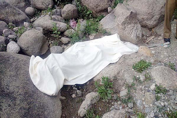 painful incident with youth in ravine