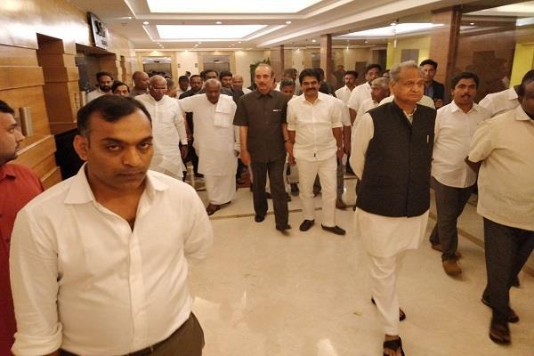 congress jds mega meet in bengaluru