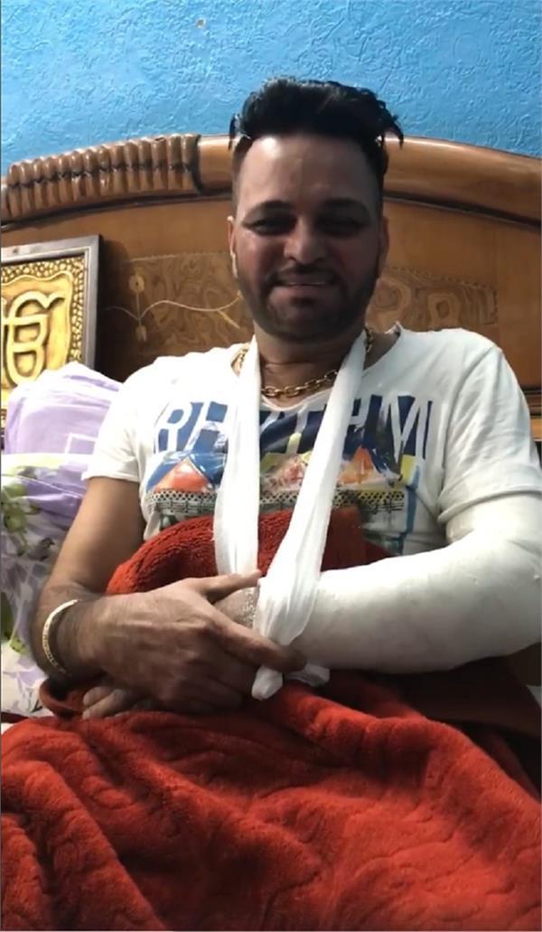gurchet chitarkar accident