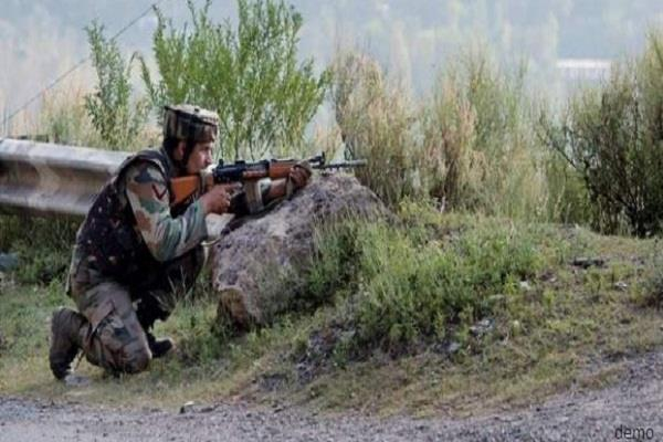 explosion near cm housing two bsf jawans