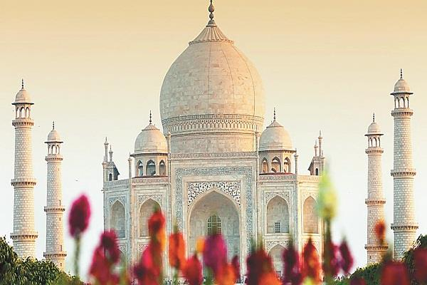the revenue of the taj mahal the bjp governments do not mind