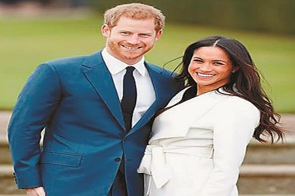 great enthusiasm among uk people about the marriage of harry and meghan