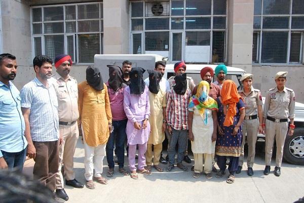 kidnapper arrested