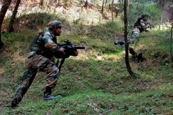 5 terrorist piles in shopian encounter