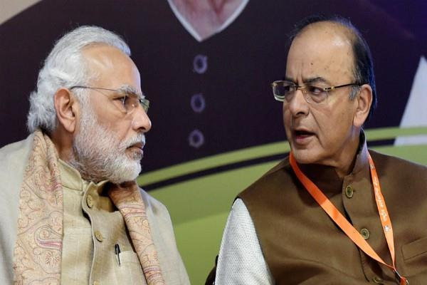 pm modi annoyed from finance ministry