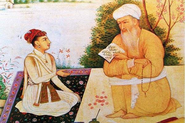 religious concept about sufi saint