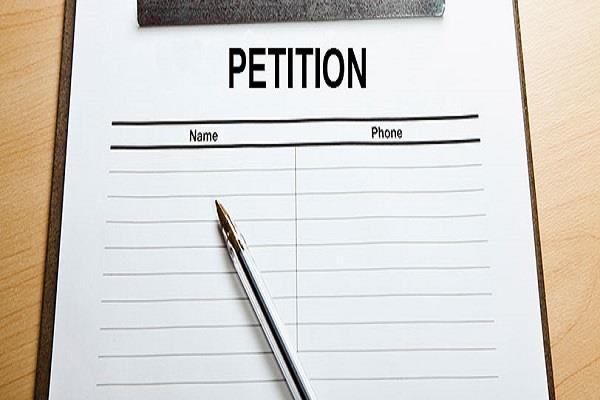 petition filed against rahish khan