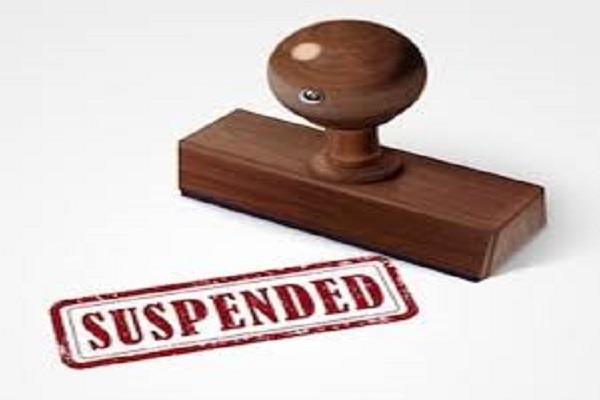 vij s sdo including 5 suspended