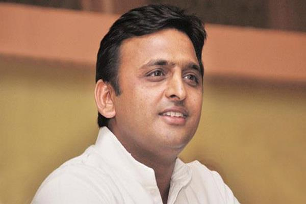 akhilesh will not be a member of any house since today