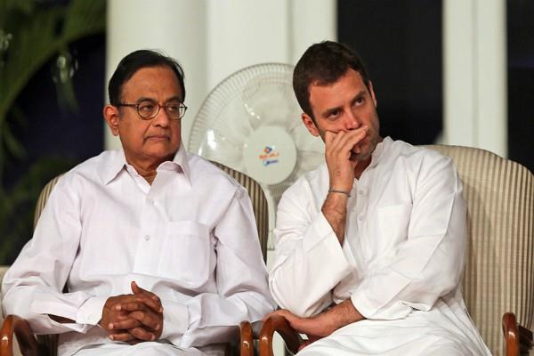 rahul chidambaram gets red flag