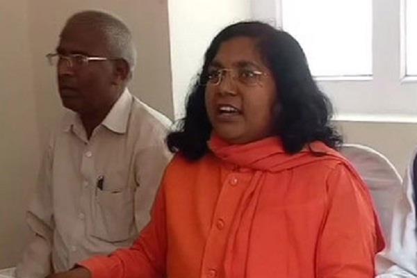 dalit mp are given less time in the lok sabha savitri bai