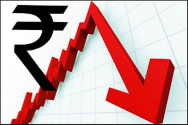 rupee drops 26 paise open at 67 34 level