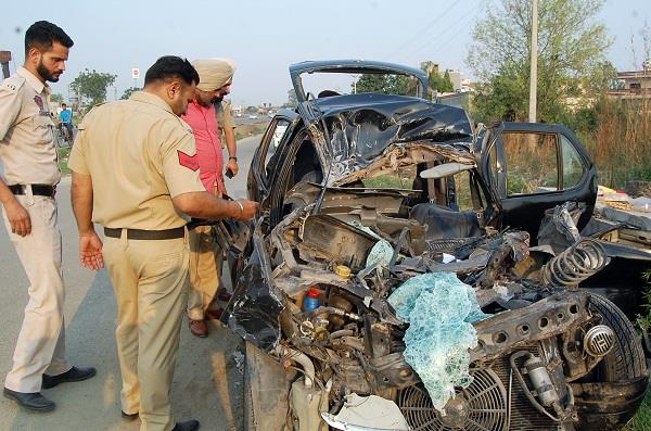 couple died in accident