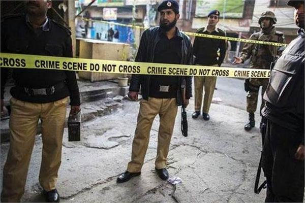 five people killed in peshawar hotel one family
