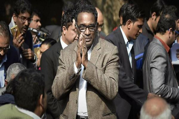 resend justice joseph s name again to centre justice chelameswar