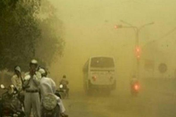haryana storm school closed