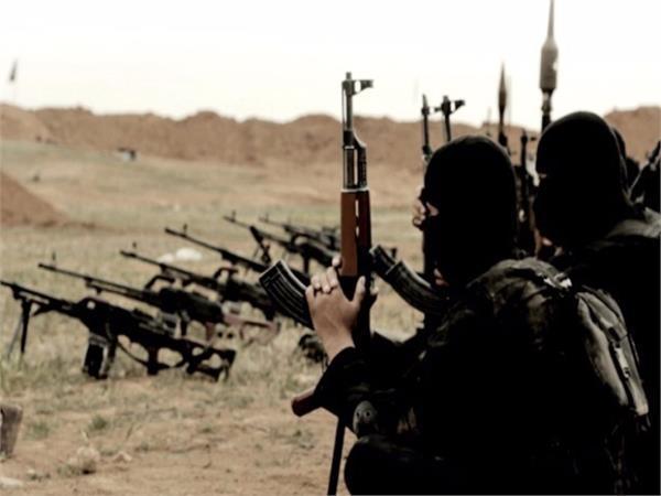 terrorist attack in syria 15 killed